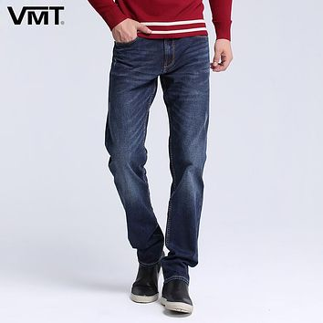 New elastic men jeans Washed Jeans stretch slim Fit Jeans men Robin classic Casual Famous