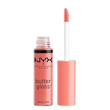 NYX Butter Gloss - Apple Strudel - #BLG08