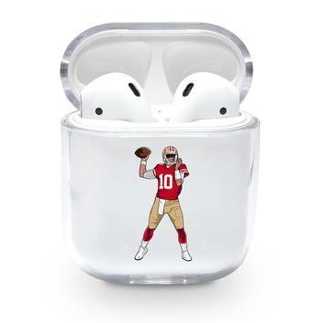Jimmy Garoppolo 49ers Airpods Case