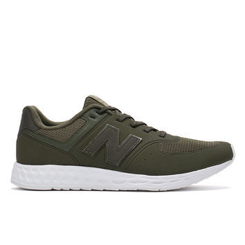 574 Fresh Foam (Olive/White)