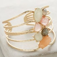 Andraste Cuff by Anthropologie in Gold Size: One Size Bracelets
