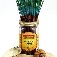 Ocean Wind - 100 Wildberry Incense Sticks