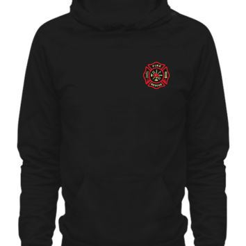 Firefighter hoodie firefighter-shirt