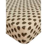 George Home Brushed Cotton Hedgehog Fitted Sheet | Home & Garden | George at ASDA