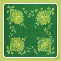 Greenman Altar Cloth