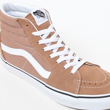 Vans Sk8-Hi Tan Shoes at PacSun.com