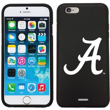 University of Alabama - A In White Customizable Personalized Case