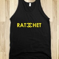 Ratchet, Yellow - White Girl Apparel