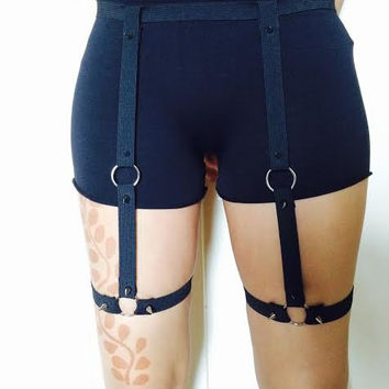 Spiked Pant Harness