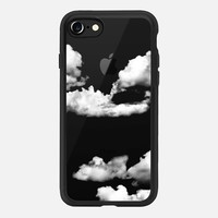 iPhone 7 Case (Jet Black), clouds by austeja platukyte | Casetify (iPhone 6s 6 Plus SE 5s 5c & more)