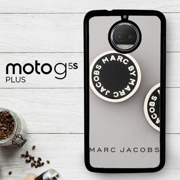 Marc Jacobs Logo X4230  Motorola Moto G5S Plus Case