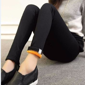 Cute Cat Maternity Leggings Pants Winter Warm Clothes for Pregnant Women Ropa Premama Pregnancy Clothes Maternity Clothing
