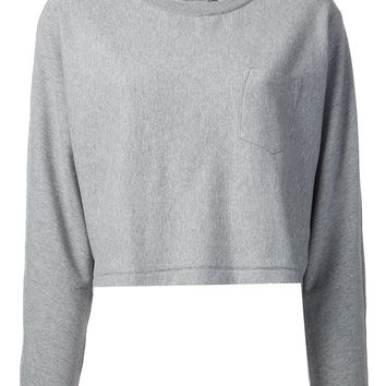 T By Alexander Wang basic sweatshirt