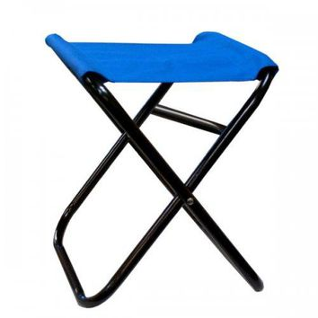 Compact Folding Camping Stool