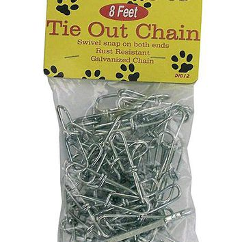 Dog Tie-Out Chain ( Case of 24 )