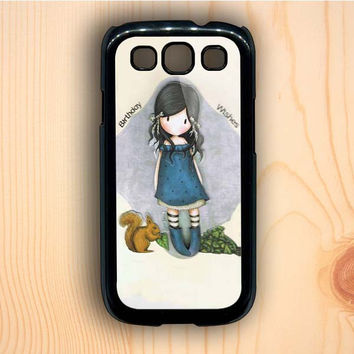 Dream colorful Unique Prettylittle Gorjuss Samsung Galaxy S3 Case