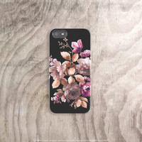 Floral Samsung S6 Case Fall Floral iPhone 6 Case Autumn iPhone 6 Case Fall 2015 iPhone 6 Case Fall Color iPhone Case Fall Samsung S6 Cases