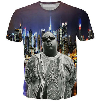 3d BIGGIE T-Shirt