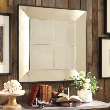 INSPIRE Q Dubois Beveled Multipanel Square Accent Wall Mirror | Overstock.com Shopping - The Best Deals on Mirrors