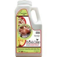 Absorbent Products Inc. - Fresh Coop Odor Control For Backyard Chickens