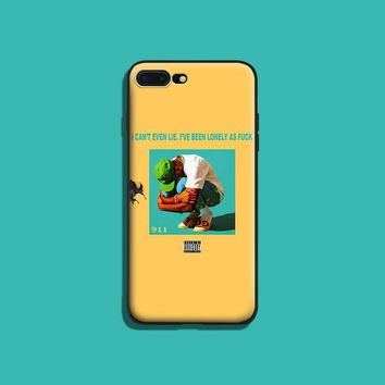 Tyler The Creator rapper soft silicone TPU Phone Case cover Shell For Apple iPhone 5 5S SE 6 6S 6Plus 6sPlus 7 7Plus 8 8Plus X
