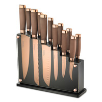 I liked this design on #Fab. Forte 13 Piece Knife Block Set