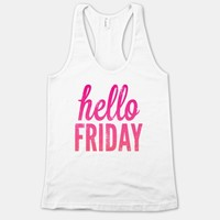 Hello Friday (Pink)