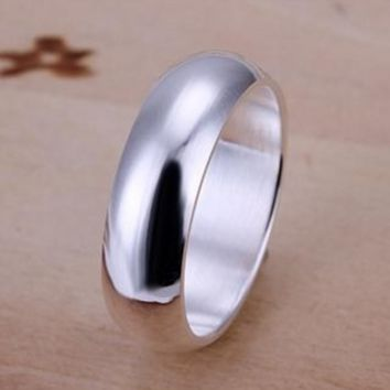 Rings For Men Women Charm Glossy Big Finger Lords Of The Rings