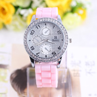 Women Man Watch Fit for everyone.Many colors choose.HOT SALES = 4487344260