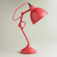 CORAL MAISON TASK LAMP