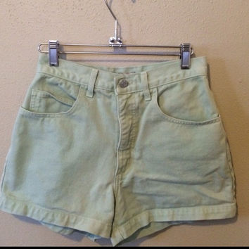 Vintage Guess High Waisted Shorts (Guess Jeans)
