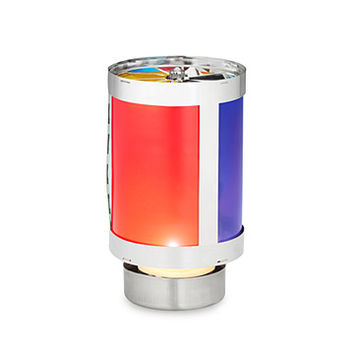 Spinning Rainbow Candle Holder | spinning candle holder