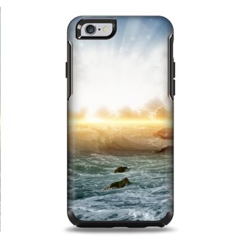 The Majestic Sky on Crashing Waves Apple iPhone 6 Plus Otterbox Symmetry Case Skin