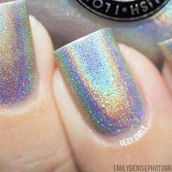 MEGA (L) - 100% PURE Linear Holographic Nail Polish