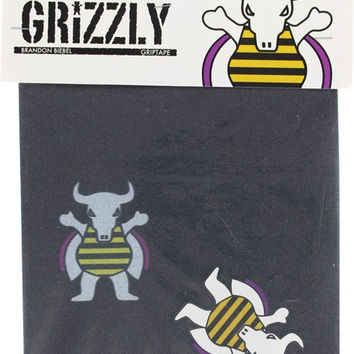 Grizzly Grip Squares Biebel Signature