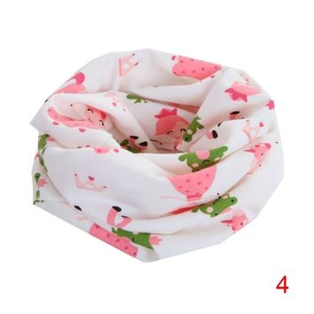 2016 fashion cute baby scarf kids cotton scarf boys girls o ring scarf kids collar baby child neck scarf