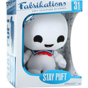 Funko Ghostbusters Stay Puft Fabrikations Plush