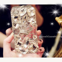 iPhone 4 Case, iPhone 4s Case, iPhone 5 Case, iPhone 5 Bling Case, Bling iPhone 4 case, Unique iPhone 4 case, iphone 4 case crown, iphone 5