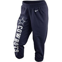 Nike Dallas Cowboys Womens Wildcard Pants - Navy Blue