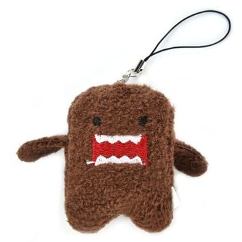 Lovely DOMO Plush Pendant Stuffed Animal Toy