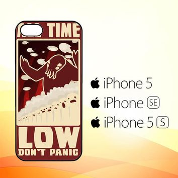 ALL TIME LOW logo Y0296  iPhone 5|5S|SE Case