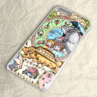 Anime My Neighbor Totoro iPhone 6 Case