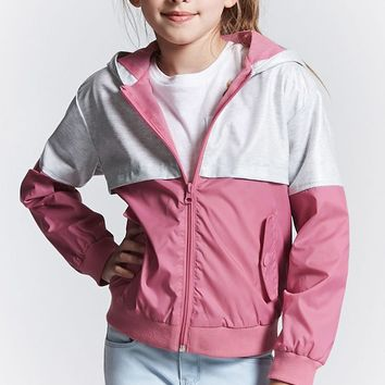 Girls Windbreaker Jacket (Kids)