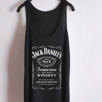 jack daniels - the black tank | hudiefly