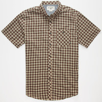 Billabong Rockwell Mens Shirt Sand  In Sizes