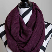 Try Me Scarf: Purple