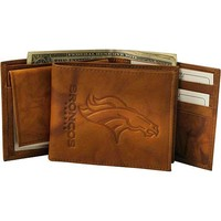 Rico Denver Broncos Team Embossed Billfold