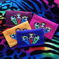 POWERPUFF GIRLS WALLET