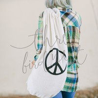 At Peace Duffle Bag