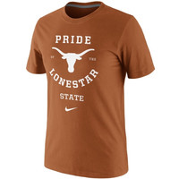 Nike Texas Longhorns Fight Song T-Shirt - Burnt Orange